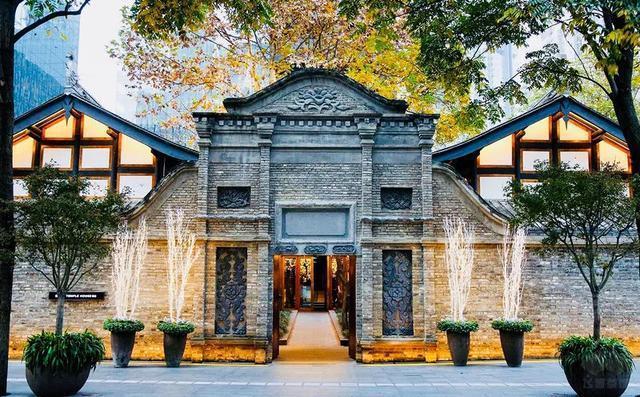 成都顶级奢华酒店排行榜