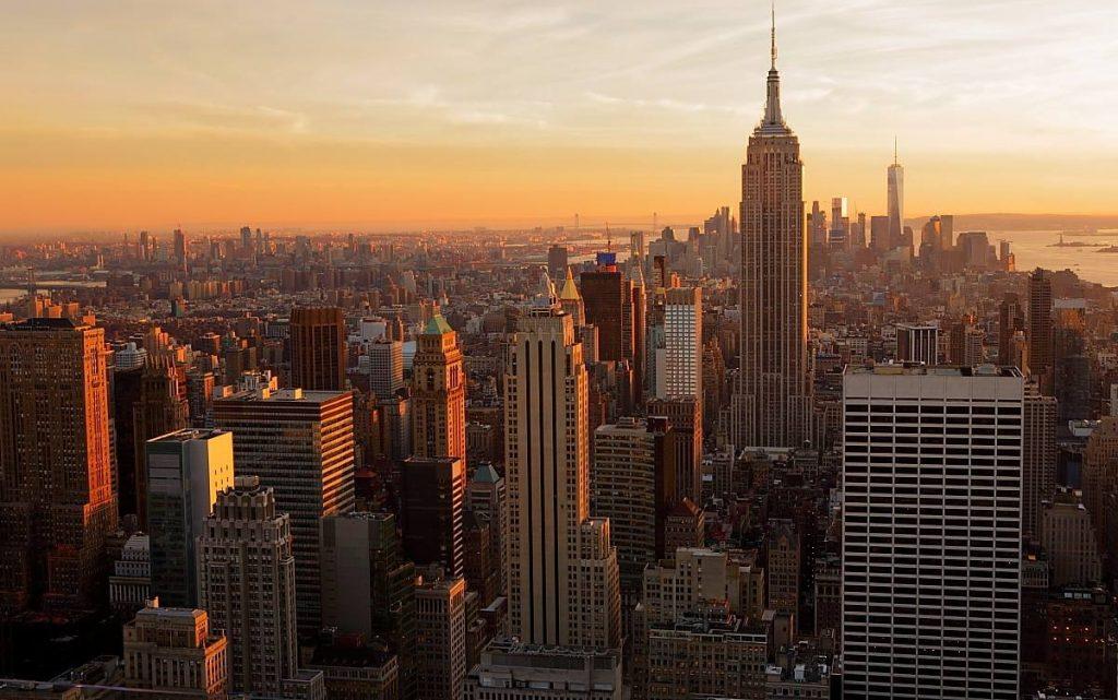 天机榜|美国十大建筑排行榜