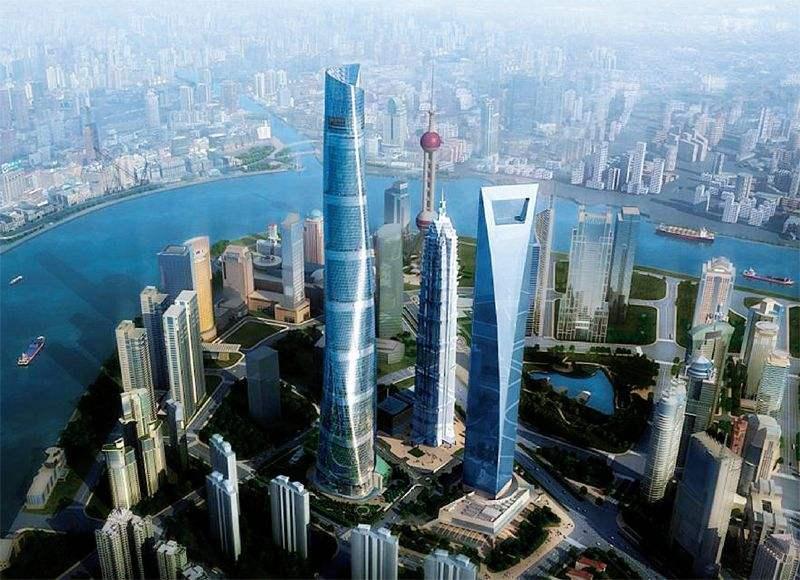 天机榜|上海新十大地标建筑排行榜