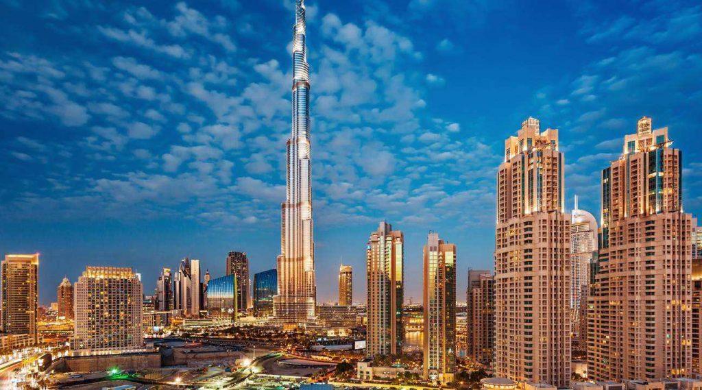 天机榜|迪拜十大豪华特色建筑排行榜