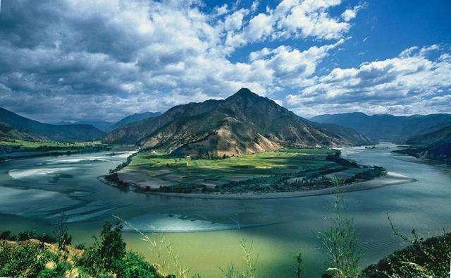天机榜|中国十大河流排行榜(以长度为标准)