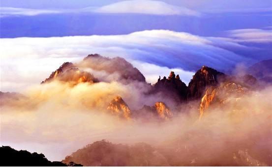 天机榜|中国最美十大名山排行榜