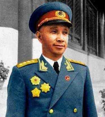 天机榜|中华人民共和国十大将军排行榜