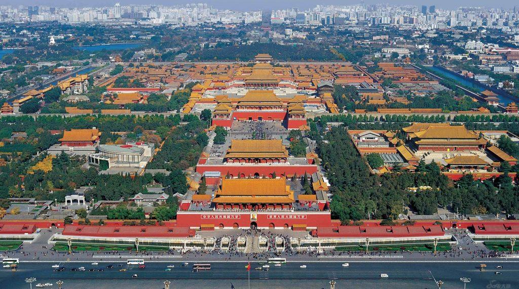 天机榜|中国十大著名古建筑排行榜
