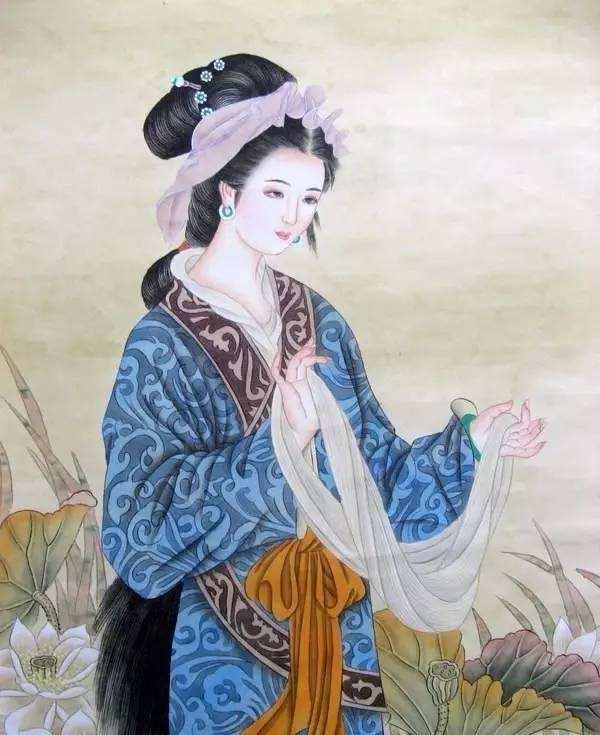 天机榜|中国古代四大美女排行榜
