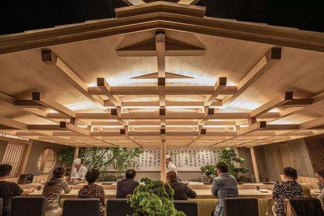 鮨·初雲(成都远洋太古里店)|天机认证5星餐厅