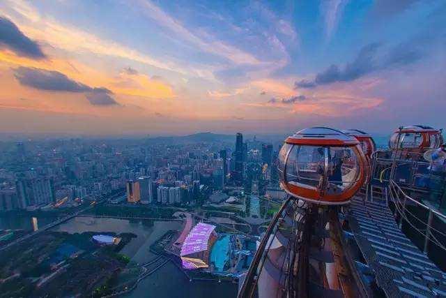 中国内地最美摩天轮排行榜